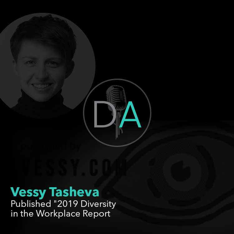 Guest Vessy Tasheva - helping D and I leaders though an online community